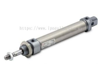 MINI-CYLINDER SERIES ISO 6432 SINGLE-ACTING EXTENDED ROD