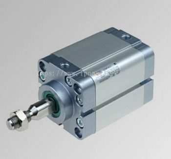 COMPACT CYLINDER SERIES CMPC TWO-FLAT