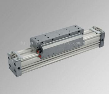 RODLESS CYLINDERS WITH GUIDE V SERIES PU