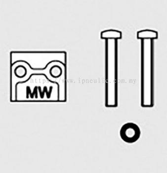 COILS & CONNECTORS FOR PIV.M 15MM-- END PLUG-PORT 1 SOLENOID VALVES