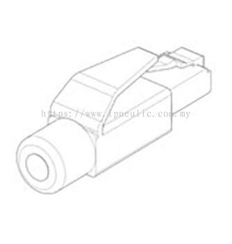 EB80 ELEC. CONN.-- RJ45 CONN. 4 CONTACTS ACCORDING TO IEC 60 603-7