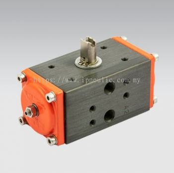 ROTARY ACTUATOR SERIES R4-- DOUBLE ACTING