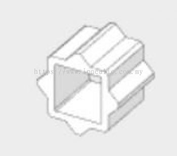 ACCESSORIES RV-FLUID-- SQUARE ADAPTOR