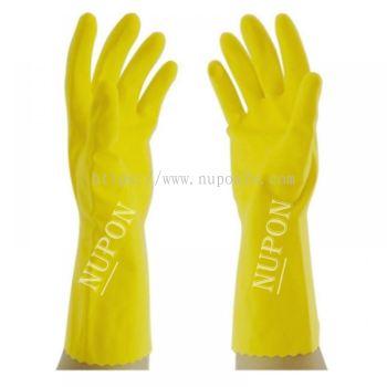 Cotton Flock Household Gloves