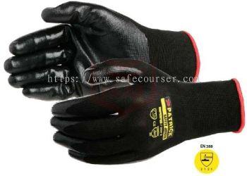 Superpro Polyester / Nitrile Coated Gloves