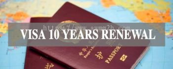 Apply Renewal �C After 10 Years Period