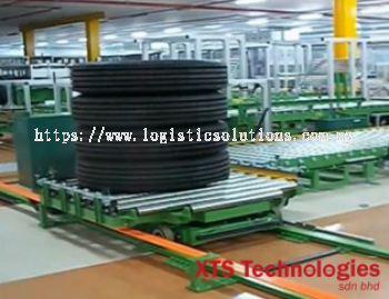 Stacking/Transfer/Conveying