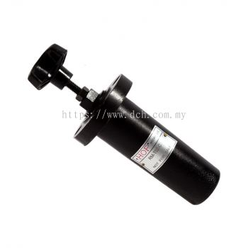 HOF Remote Control Relief Valve RM Series