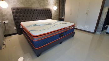 Sweet Home Mattress 15 inches Tilam
