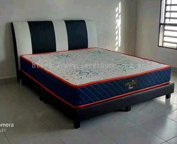 Simpang Ampat Bedframe katil dengan tilam Set Taman Tangling indah set furniture store nearby