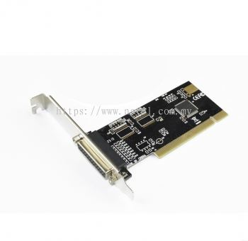 PCI PARALLEL CARD 25F