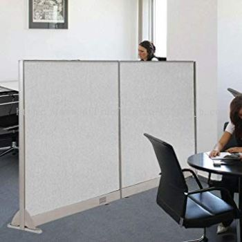 GOF Wall Mounted Office Partition