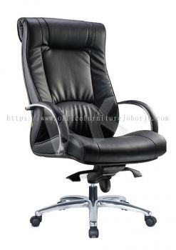 KESS (H) Executive Leather Highback Chair