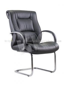 KESS (M) Executive Leather Visitor Chair