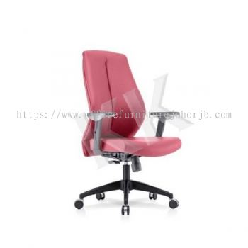 KELT Leather Midback Office Chair