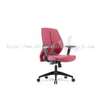 KELT Leather Lowback Office Chair