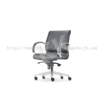 KLAIR Leather Lowback Office Chair