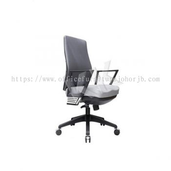 Kigma Leather Midback Office Chair