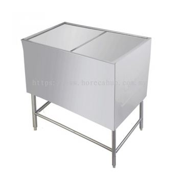 ICE BIN WITH STAND (IB-WS)