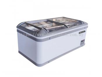 ISLAND FREEZER (COMBINED OPTION) BJY-IFGD-600L