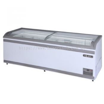 ISLAND FREEZER (COMBINED OPTION) BJY-IFGD-700L
