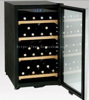 WINE COOLER (34 BOTTLES)