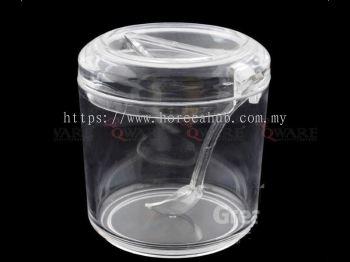 ACRYLIC CONDIMENT JAR (BC03201)