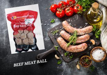MEGAH DEUTSCH BEEF MEAT BALL