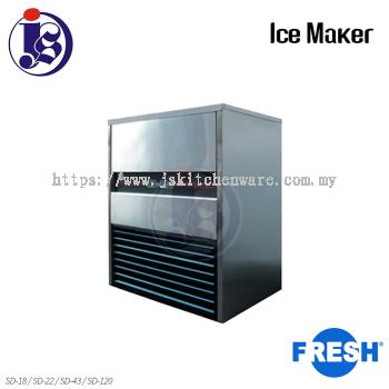 FRESH Ice Maker SD-18 / SD-22 / SD-43 / SD-120