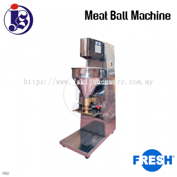 FRESH Meat Ball Machine RWJ