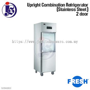 FRESH 2 Door Refrigerator (Stainless Steel) SUS5A1B1G