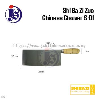 SHI BA ZI ZUO CHINESE CLEAVER S-D1