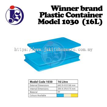 Winner Plastic Container Model 1030