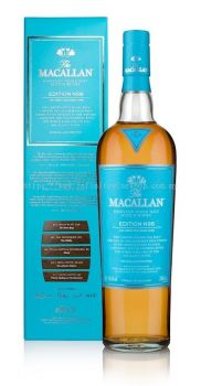Macallan 'Edition No6' Single Malt Scotch Whisky