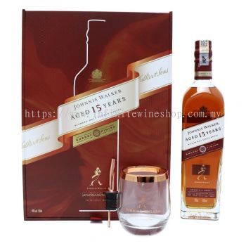 Johnnie Walker Aged 15 Years Sherry Finish