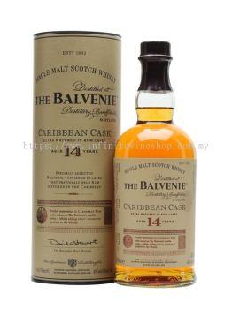 THE BALVENIE 14 Year Old Caribbean Cask