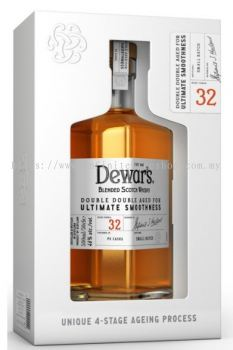 Dewar's 32 Year Old Double Double Aged 50CL