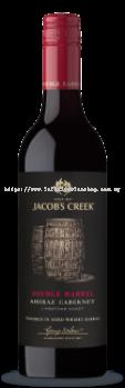 Jacob's Creek Double Barrel Shiraz