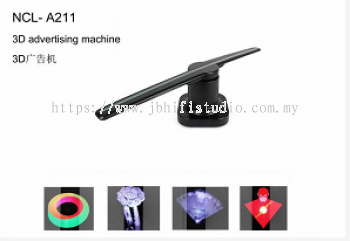 3D Advertise Machine