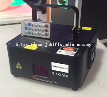 New Animal Laser 1000 RGB with Remote