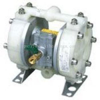 Yamada Polypropylene Body Diaphragm Pump