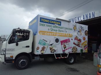 Truck Sticker Decor