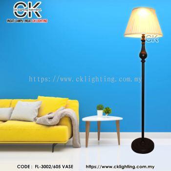 CK LIGHTING VASE MODERN LED FLOOR LAMP (FL-3002/605 VASE)