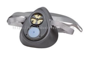 3M 3200 Half-Face Single Respirator