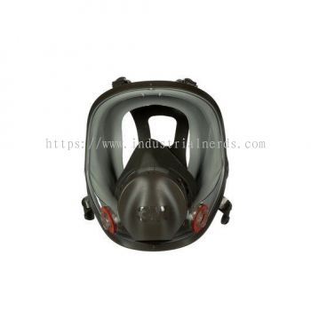 3M 6800 Full Face Double Respirator