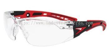 Bolle Rush+ Clear Safety Eyewear