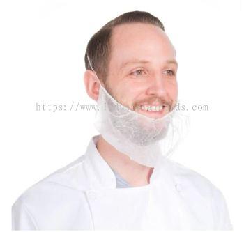 Non-woven Beard Cover (Headloop)