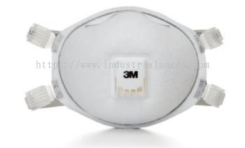 3M 8212 N95 Welding Respirator with Exhalation Valve