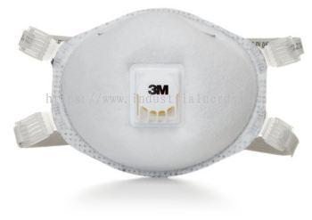 3M 8214 N95 Particulate Respirator / Welding Respirator with Organic Vapor Relief