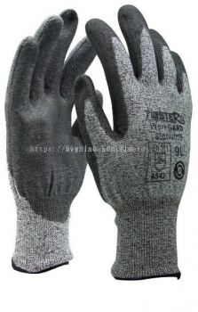 PU Coated Industrial Work Gloves